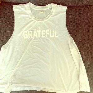 Spiritual Gangster Tank Top, great condition!